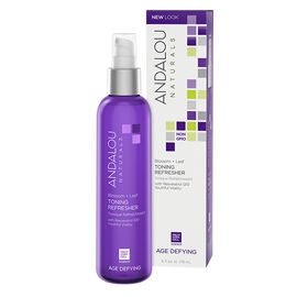 Andalou Naturals Blossom + Leaf Toning Refresher - 178ml