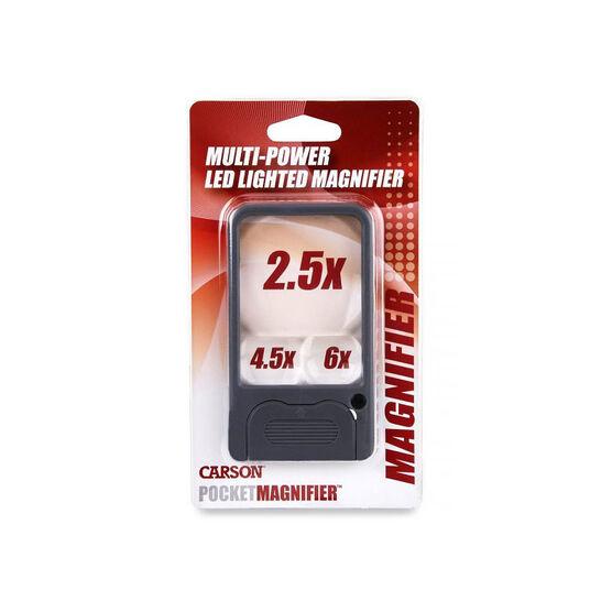 Carson PM-33 Pocket Magnifier - PM-33