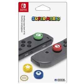 Nintendo Switch Super Mario Analog Caps - 4 pack