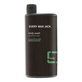 Every Man Jack Body Wash - Eucalyptus Mint - 500ml