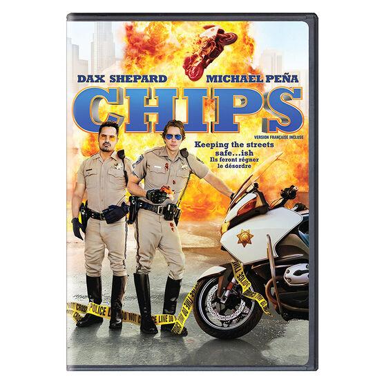 CHIPS - DVD