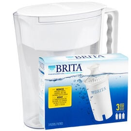 Brita Slim Pitcher Value Pack