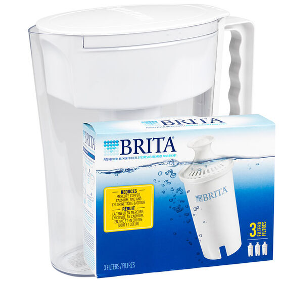 Brita Slim Pitcher Value Pack