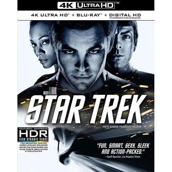 Star Trek (2009) - 4K UHD Blu-ray