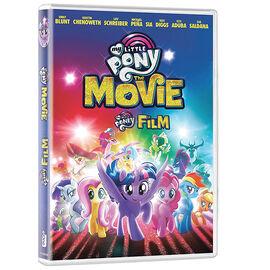 My Little Pony: The Movie - DVD