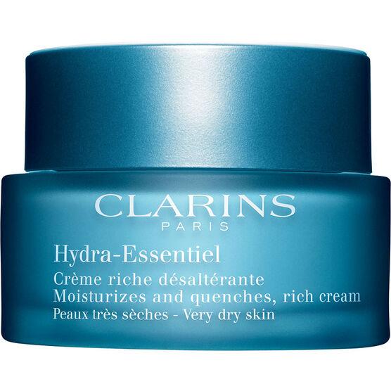 Clarins Hydra-Essentiel Rich Cream - Very Dry Skin - 50ml