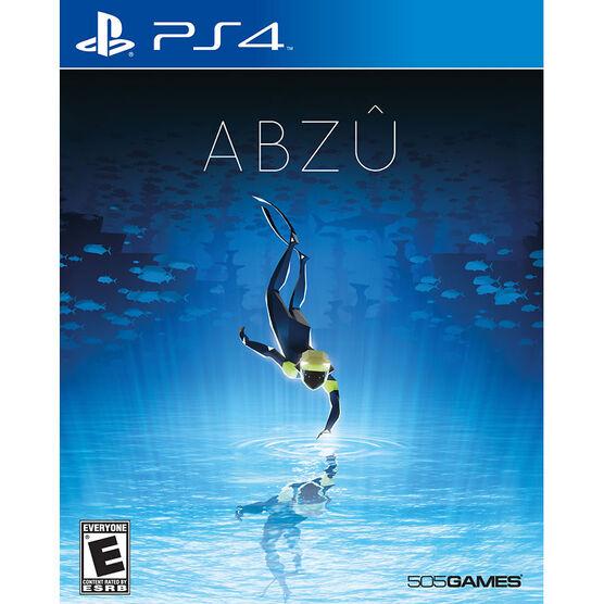 PS4 Abzu