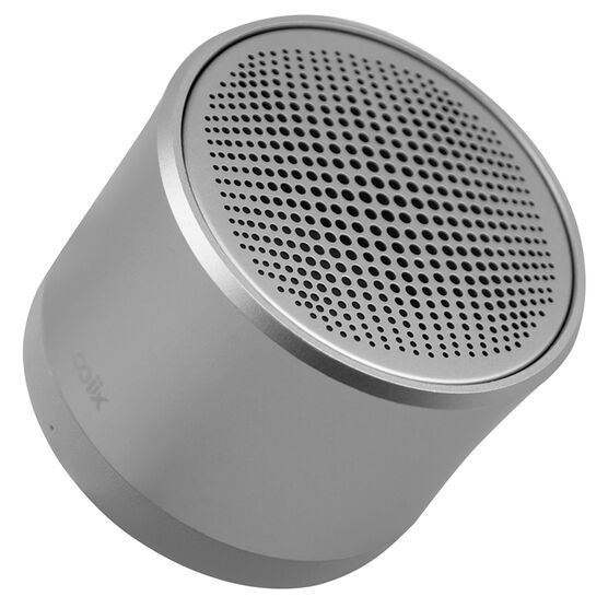 Logiix Blue Piston Vol. 2 Bluetooth Speaker - Graphite Grey - LGX12466