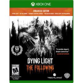 Xbox One Dying Light: The Following - Enhanced Edition