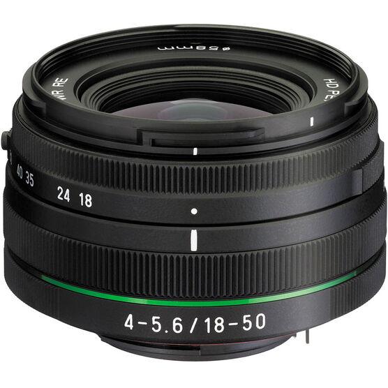 Pentax HD DA 18-50mm F4.5-5.6 DC WR RE - 21357