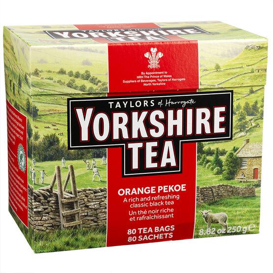 Yorkshire Classic Black Tea - 80's