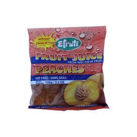 Efruti Fruit Juice Candy - Peach - 100g