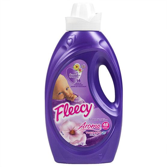 Fleecy Fabric Softener - Relax - 1.47L