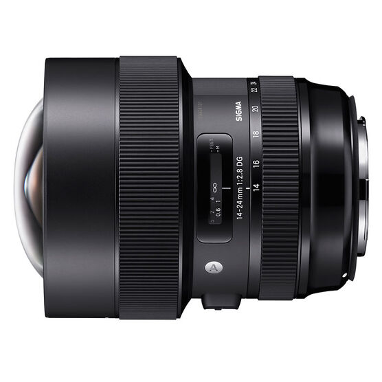 Sigma A 14-24mm F2.8 DG HSM Lens for Canon - A1424DGHC