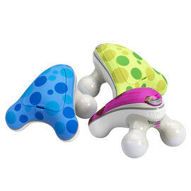 Homedics Ribbit Massager - Assorted - NOV-45-9CTM