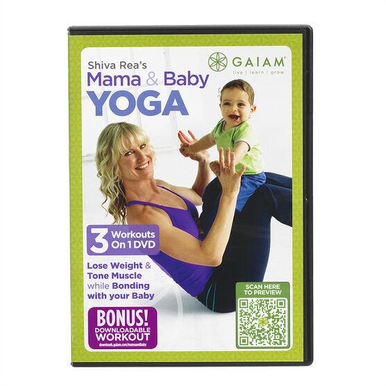 Shiva Rea's Mama & Baby Yoga - DVD