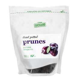 London Orchard Dried Prunes - Pitted - 200g