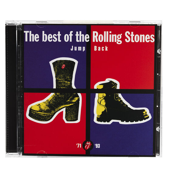 The Rolling Stones - Jump Back: The Best of the Rolling Stones 1971-1993 - CD