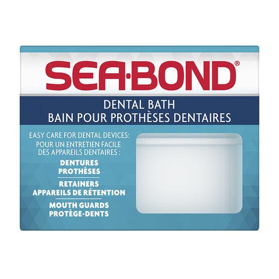 Sea-Bond Dental Bath
