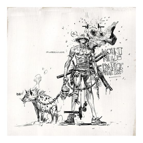 Die Antwoord - Mount Ninji and da Nice Time Kid - Vinyl