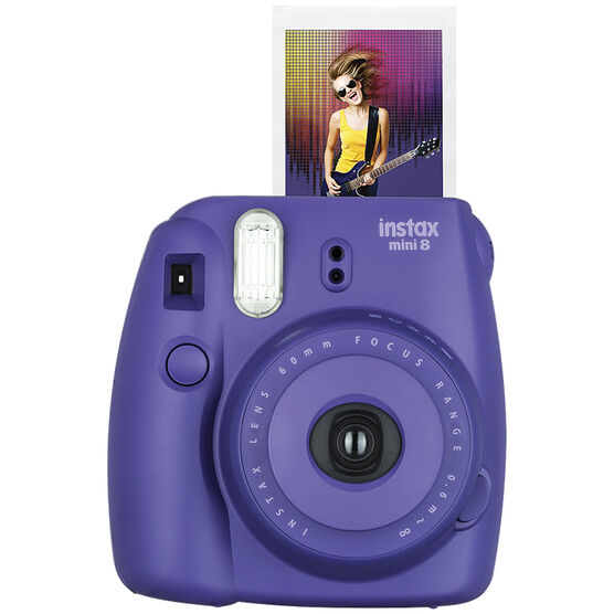 Fuji Instax Mini 8 - Purple - 600015403