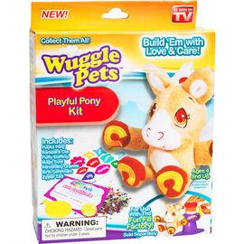 Wuggle Pets Playful Pony Kit