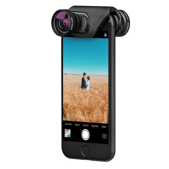 Olloclip Core Lens for iPhone 7/7 Plus - Black - OC0000213EU