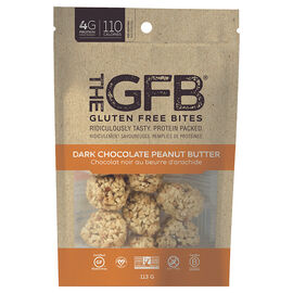 The Gluten Free Bites - Dark Chocolate Peanut Butter - 113g