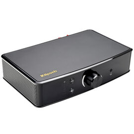 Klipsch Powergate Streaming Amp with Play-Fi - Black - POWERGATE