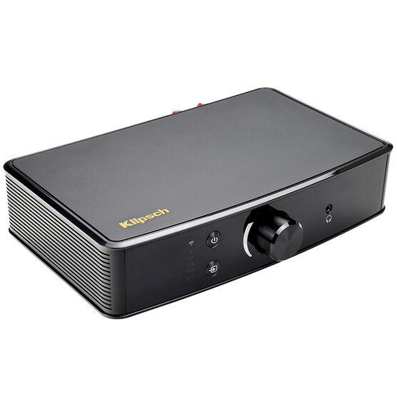 Klipsch Powergate Streaming Amp with Play-Fi - Black - POWERGATE