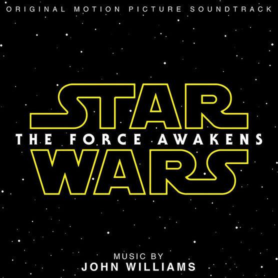 Soundtrack - Star Wars: The Force Awakens - CD