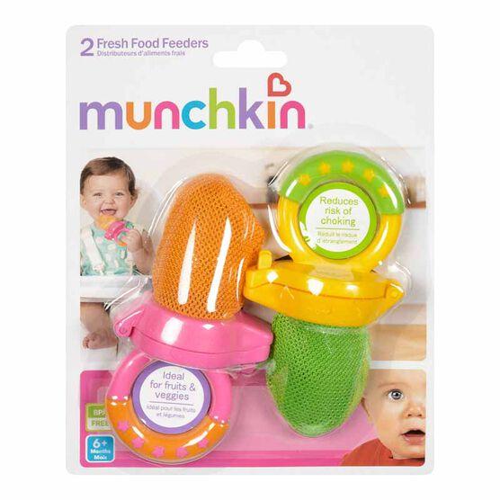 Munchkin Fresh Food Feeder - 2 pack