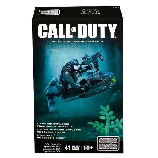 Mega Bloks Call of Duty - Seal Specialist