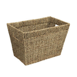 London Drugs Seagrass Rectangular Basket
