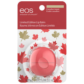 eos Limited Edition Lip Balm - Canadian Maple - 7g