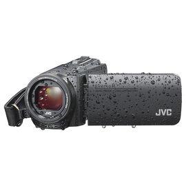 JVC Everio R560BU Quad Proof HD Camcorder - Black - GZ-R560BU