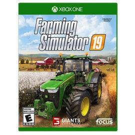 Xbox One Farming Simulator 2019