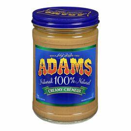 Adam's Peanut Butter - Creamy - 1kg