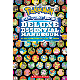 Pokemon Deluxe Essential Handbook