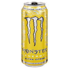 Monster Energy Drink - Ultra Citron - 473ml