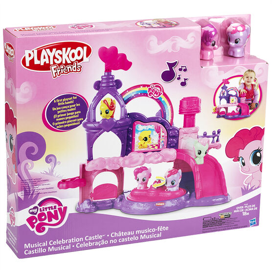 Playskool Friends - My Little Pony Musical Celebration Castle