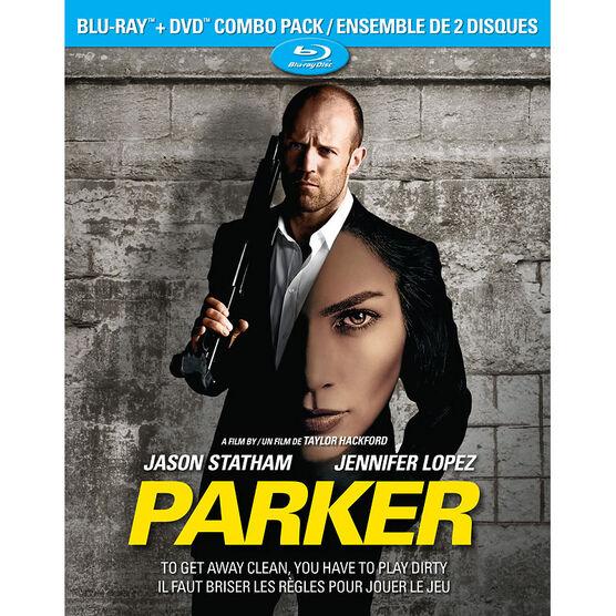 Parker - Blu-ray + DVD