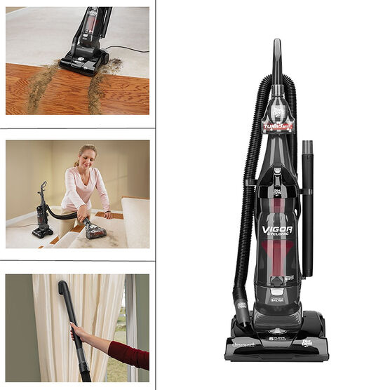 Dirt Devil Vigor Upright Vacuum - UD70110CDI