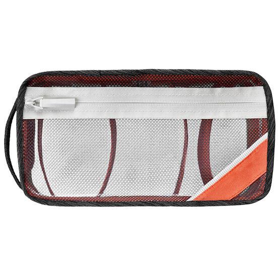 Porte Play Large Organizer - Grey/Orange