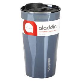 Aladdin Ceramic Mugs - Black - 10oz