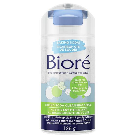 Biore Baking Soda Cleansing Scrub - 128g