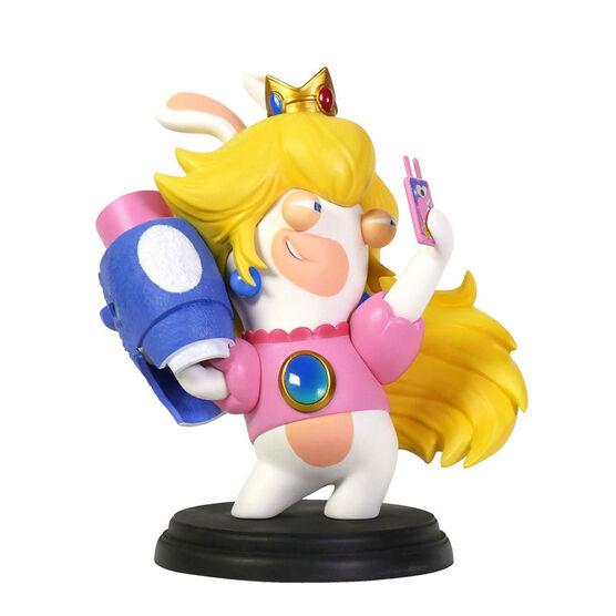 Mario + Rabbids Kingdom Battle: Rabbid Peach Figurine - 6 Inch