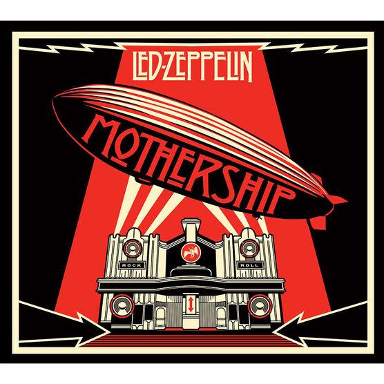 Led Zeppelin - Mothership (Remastered) - 2 CD