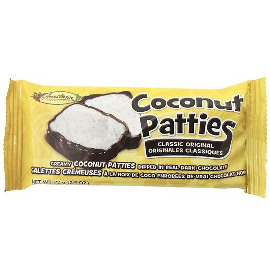 Anastasia Coconut Patties - 70g