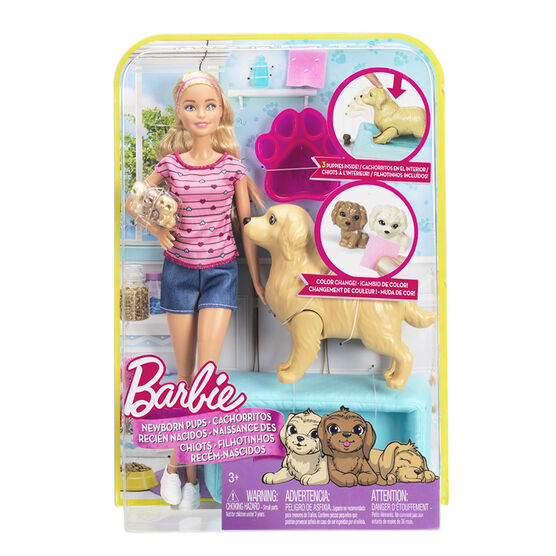 Barbie Newborn Pup Pet